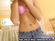 Latina Teen Pussy Play