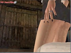 3d Sexvilla 2 - Liz Vicious