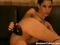 Extreme anal games
