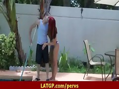 Spy Porn - Super hot girl gets fucked gorgeous nasty sex 18