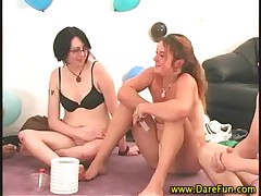 Real party amateur blowjobs
