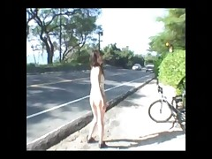 Japanese Girl Public Nudity Contribution 23 MPD023