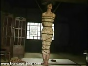 Asian Hardcore Bondage