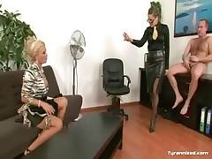 Kinky female domination