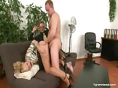 Kinky female domination