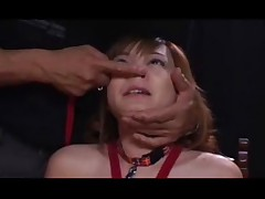 Humiliated Asian Bondage