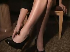 Ashley Foot Humiliation