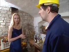 Camilla Krabbe And Jean Yves Lecastel