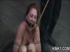 Wild Nose Bondage Shot