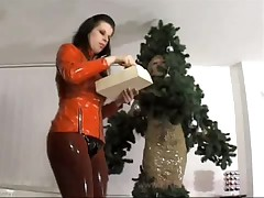 Christmas tree bondage
