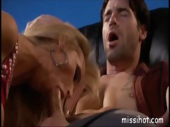 Sneek Peek 1 Nikki Benz TAG blonde blowjob cinema outdoor doggy style hardcore big boobs missionary