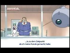 Cartoon Capers Manga-4