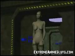 3D SciFi Slut!