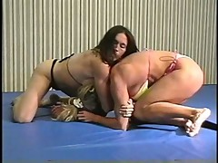[FlamingoWrestling] WW 63 Ziggy vs Jill - Part 1