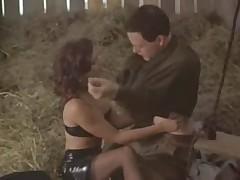 Kari Wuhrer naked in wild sex scenes