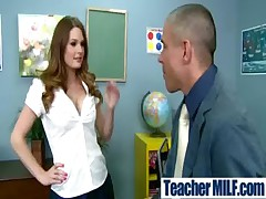 Sexy Milf Teachers Gets Hardcore Fucked clip-01