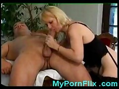 Horny german mature fucked hard