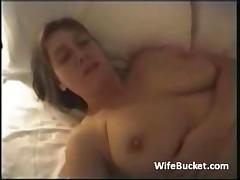 Busty wife hotel fuck