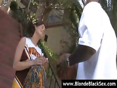 Blacks On Blondes - Hardcore Interracial Fucking 21