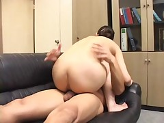 Horny Asian Nurse