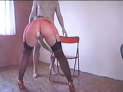Pissing Pantyhose