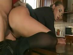 Farmer fucking with maid