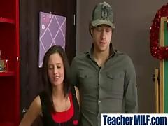 Busty Teachers Getting Hard Fucked video-11
