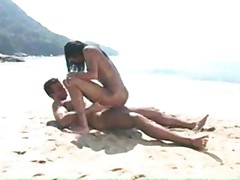 by Diego - Anal in the beach