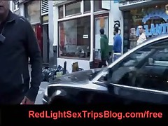 reality porn with tourist banging amsterdam hooker
