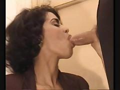 dalila blowjob masturbation