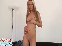 Carmen Cocks - Striptease