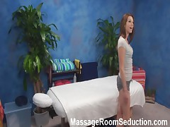 Sexy girl seduced