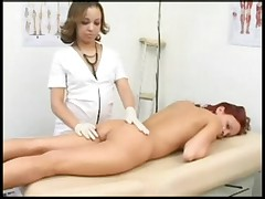 TIA SWEETS IS A DOCTOR GIVE WOMEN NUDE EXAM