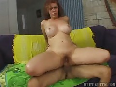 Mae Victoria - My Hairy Creampie