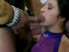 Carmen Vera interracial