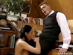 Katarina Martinez Gets Fucked By Her Boss