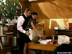 Katarina Martinez Gets Fucked By Her Boss