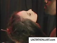 Slave gets tits milked