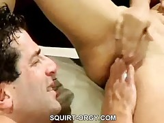 Bi Sexual Squirting Fun