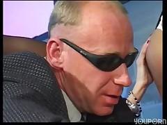 Depraved German fisting group sex -
