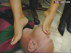 Stinky Feet of Lady K