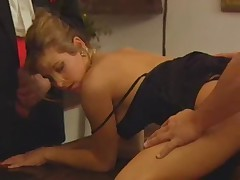 French girl threesome