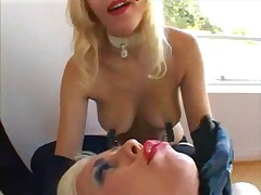 Annette Schwarz and Lorelei Gangbang