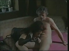Vintage busty Tiziana Redford Sextherapie