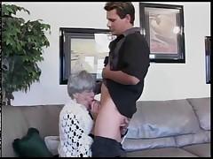 mature kink granny