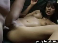 Hardcore Party Fucking