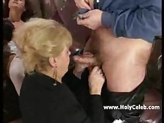 Granny Mature Orgy Group sex