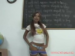 Horny Schoolgirl Fucks Teacher - Tees sex