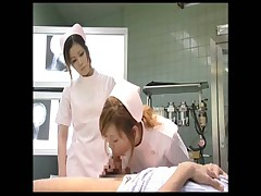 asian nurse&Acirc-Ѓ@&Acirc-Ѓ@medical practice&Acirc-Ѓ@&Acirc-Ѓ@Nurse who endures orgasm