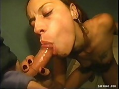 Amateur Fetish Brazilian Girl gets fucked